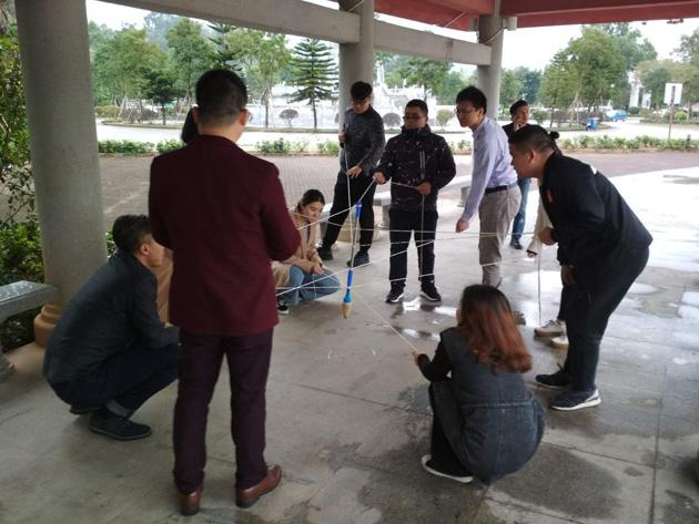 深圳市东文传媒趣味运动会