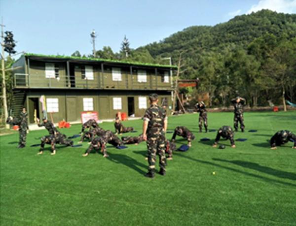 中山五桂山团队拓展训练基地