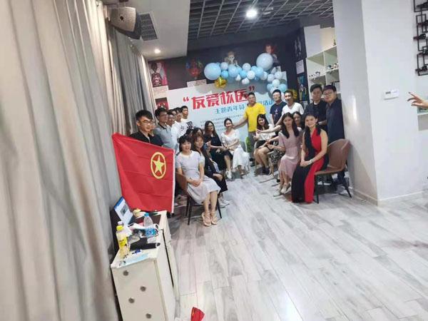 核电和阳江市人民医院联谊拓展团建活动
