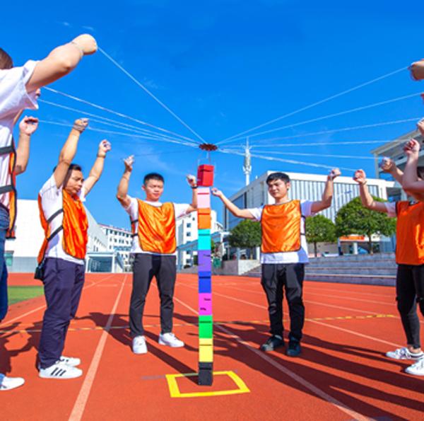 阳江拓展团建公司为企业带来最优的团体业绩。